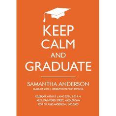 18 Best Graduation Invitation Templates Images On Pinterest