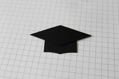 Just Julie B's Stampin' Space: Making a Graduation Cap from Scraps and Punches