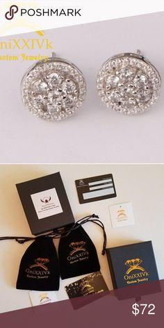 1fb576d60da3b 24 Best Diamond Earrings images in 2018 | Studs, Diamond Earrings ...