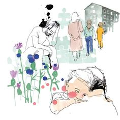 Illustration - Annika Carlsson