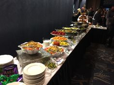 MCL Catering at The Indianapolis Colts Pavilion