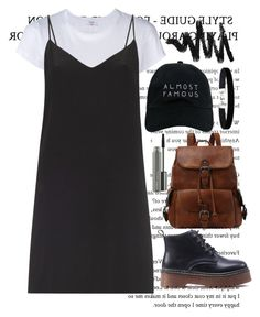 """""""Untitled #109"""" by rutgp ❤ liked on Polyvore featuring RE/DONE, Raey, Nasaseasons, MAC Cosmetics and Miss Selfridge"""