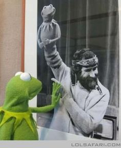The talented, creative Jim Henson at his best.  Thank you Jim.