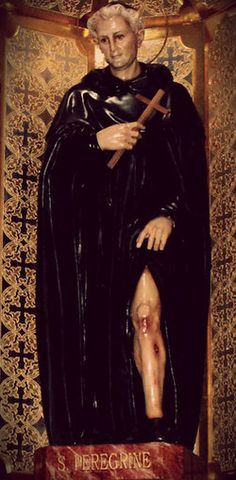 This Novena to St. Peregrine is meant to be prayed for cancer patients that they may be healed both physically and spiritually.