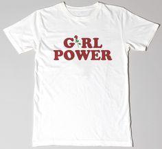 Girl power! \(>.<)/ - - http://www.ebay.co.uk/itm/371818512536?ssPageName=STRK:MESELX:IT&_trksid=p3984.m1558.l2649 - - #girlpower #girls #girl #power #slogantee #slogantshirt #sloganfashion #tshirt #tee #fashion #rose #roses #womensfashion #ladiesfashion #kawaii #cute #cutefashion #kawaiifashion
