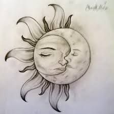 Image result for moon drawings