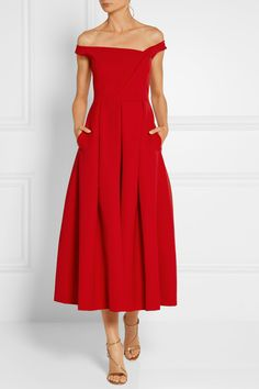 Kate Middleton Preen Dress in Red