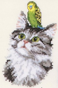 Thrilling Designing Your Own Cross Stitch Embroidery Patterns Ideas. Exhilarating Designing Your Own Cross Stitch Embroidery Patterns Ideas. Just Cross Stitch, Cross Stitch Needles, Cross Stitch Animals, Cross Stitch Charts, Funny Cross Stitch Patterns, Cross Stitch Designs, Cross Stitching, Cross Stitch Embroidery, Christmas Embroidery Patterns