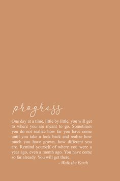 Encouragement quotes, one day at a time, step by step, self love poetry frases Positive Affirmations, Positive Quotes, Motivational Quotes, Inspirational Quotes, Poetry Quotes, Words Quotes, Wise Words, Sayings, Qoutes