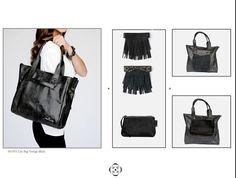 One Woman. One Bag. Any Occasion #nationalhandbagday #chalrose @purseblog