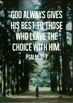 Hardest Choice Is To Let God Take Control When You Learn It's Not Yours To Control
