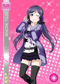 #1033 Toujou Nozomi SR Love Live Nozomi, Kawaii, Nisekoi, Childhood Friends, Live Love, Magical Girl, Anime Girls, Anime Characters, Otaku