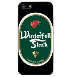 Funda iPhone Winterfell Stark (iPhone)