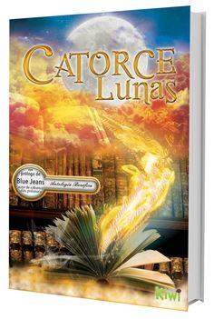 """""""Catorce Lunas"""", antología por Ediciones Kiwi.   COMPRA AQUI: http://edicioneskiwi.com/libro/catorce-lunas/"""