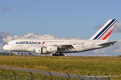 https://flic.kr/p/8MBN3c | Air France Airbus A 380-800 F-HPJD
