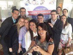 YASUDA MARÍTIMA SEGUROS em campanha Selfie dos Campeões por todo o Brasil | Segs.com.br-Portal Nacional|Clipp Noticias para Seguros|Saude