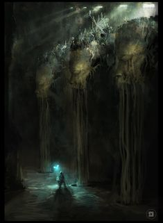Zelda Shadow Temple by =LDamm on deviantART Courage is not performing bravely. Courage is acting brave in the midst of despair.