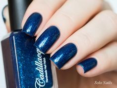 Cadillacquer «The Night Is Dark And Full Of Terrors»
