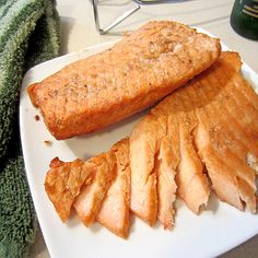 Pineapple Honey Smoked Salmon - Salmon (or your preferred fish), honey, pineapple, 5-spice seasoning (optional -typically this mix is cinnamon, clove, fennel, star anise, Szechwan pepper