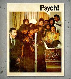 Psych! Print