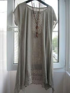 Простые идеи для шитья, или Как легко украсить себя летом. Часть 2 - Ярмарка Мастеров - ручная работа, handmade