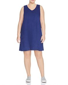 NIC and ZOE Plus Everyday Shift Dress
