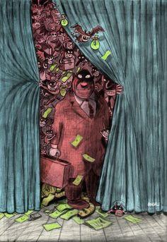 Especial charges do Angeli sobre corrupção: de 1995 a 2010 - Humor - UOL Notícias