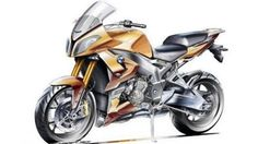 A BMW S1000F on the cards