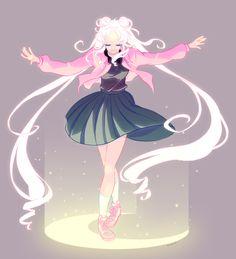 bugglet:  Moon Crystal Power, Make Up!