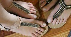 Incrível! Melhore a aparência dos seus pés com um segredo simples - #