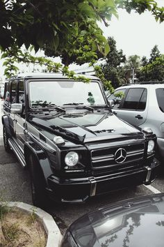 wormatronic: 2010 Mercedes G55 AMG Kompressor | More