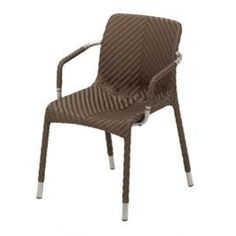 Gloster - Scoop Dining Armchair