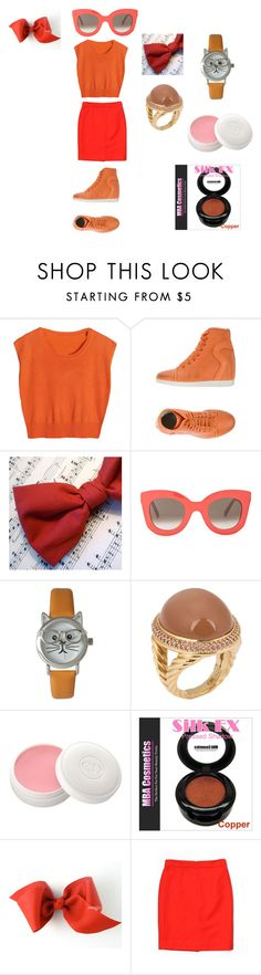 """Untitled #171"" by laurie-egan on Polyvore featuring Ruco Line, CÉLINE, Olivia Pratt, David Yurman, Christian Dior and J.Crew"