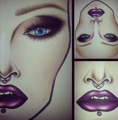 By ThuyleMua #facechart
