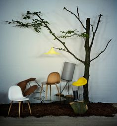 Photo from the new catalogue from Danish Gubi. Chaise Sofa, Sofa Chair, Nordic Chic, New Catalogue, Take A Seat, Scandinavian Design, Interior Styling, Interior Inspiration, Danish
