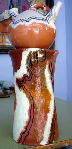 Lyrical expressionism - AUTHOR CERAMICS (Cerámicas de Autor)