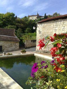 Village of Aubeterre ~ Poitou-Charntes