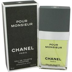 Chanel Men Cologne