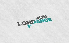 London Dance branding & website concepts on Behance