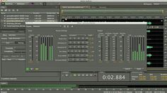 Adobe Audition CS6 Mixing Tutorial ~ Pro Sound And Vocal Editing