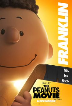 The Peanuts Movie 2015 Movie Poster v16  24 x 36 #Handmade #PopArt