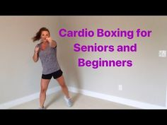 40 minute Cardio Box Aerobics for seniors and beginners! Men's Health Fitness, Muscle Fitness, Men Health, Men's Fitness, Gain Muscle, Muscle Men, Build Muscle, Workout Routine For Men, Workout For Beginners