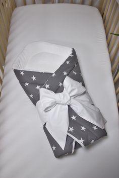 Sada do postýlky - hvězdičky bílé střední II / Zboží prodejce Ráj Nápadů Co Sleeper Crib, Baby Nest Bed, Crochet Storage, Pregnancy Gifts, Baby Pillows, Baby Princess, Baby Boy Rooms, Baby Crafts, Baby Decor