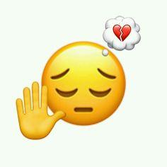 Stop broken hearted emoji Emoji Wallpaper Iphone, Simpson Wallpaper Iphone, Cute Emoji Wallpaper, Sad Wallpaper, Cute Disney Wallpaper, Cute Wallpaper Backgrounds, Aesthetic Iphone Wallpaper, Cute Wallpapers, Iphone Wallpapers