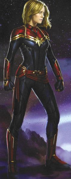 In this final gallery of concept art from Avengers: Endgame, we get to see drastically different designs for a number of characters, including a Nebula with hair, a new-look Captain Marvel, and more. Karen Gillan, Marvel Comic Universe, Comics Universe, Hulk, Marvel Avengers, Marvel Comics, Nebula Marvel, Marvel Heroines, Captain Marvel Carol Danvers