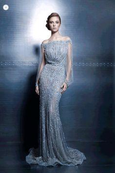 Dress for Celebrian - Ziad Nakad