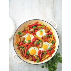 Sunday brunch is sorted! Huevos rancheros ready in 30 minutes serves 4 ...