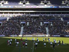 :O FC Porto realizou o habitual treino de Ano Novo à porta aberta, no Estádio do Dragão, que contou com uma moldura humana inédita em eventos semelhantes. Foram mais de 23 mil adeptos presentes nas bancadas. [FOTOS: LUSA]