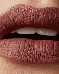 NARS Powermatte Lip Pigment in American Woman, a chestnut rose. Smooth liquid texture glides on with ease to give fully saturated opaque coverage. #narscosmetics #narslipstick #liquidlipstick #lipstick #roselipstick #rosymakeup #nudelips #nudelipstick #nudemakeup