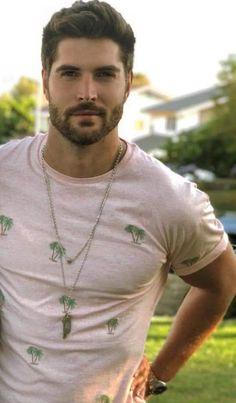 You are in the right place about hair and beard styles 2020 Here we offer you the most beautiful pic Nick Bateman, Scruffy Men, Hairy Men, Cute White Boys, Handsome Faces, Hommes Sexy, Hair And Beard Styles, Good Looking Men, Muscle Men